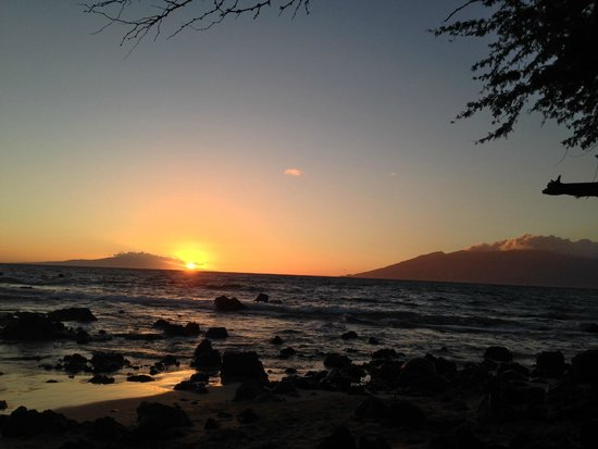 Andaz Maui At Wailea: Sunset :)