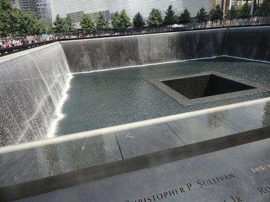 Memorial del 11S: Memorial 9/11