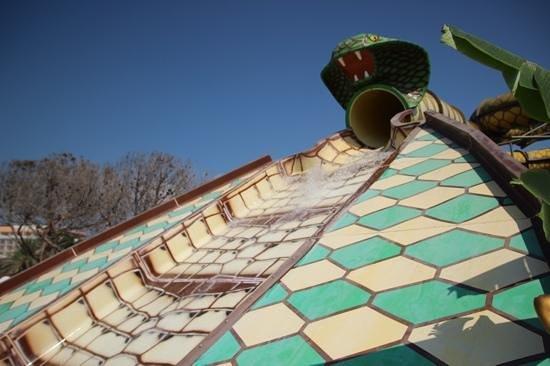 Crystal Tat Beach Golf Resort & Spa : cobra water ride