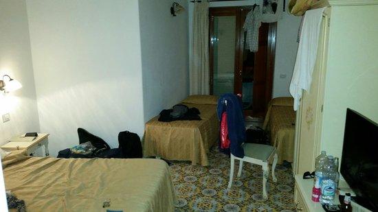 Conca d'Oro: $440.00/night for 4/p room