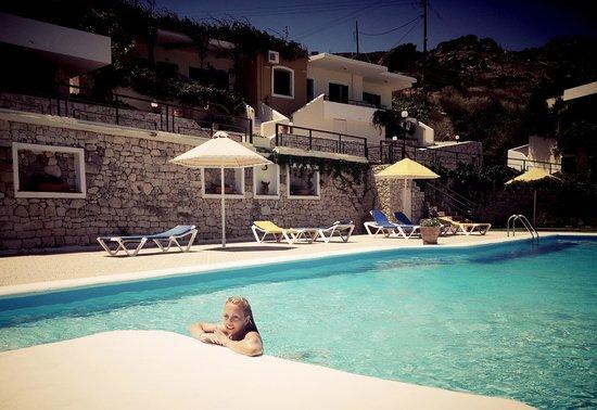 Pela Mare Hotel : Pool