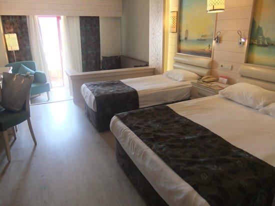Hotel Riu Kaya Belek: Room
