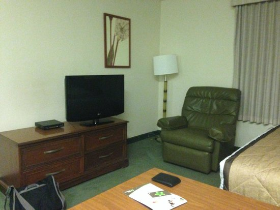 Extended Stay America - West Palm Beach - Northpoint Corporate Park : Napoleon Dynamite's great grandmother died here.