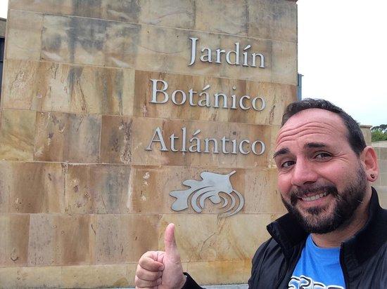 Jardin Botanico Atlantico : Jardin