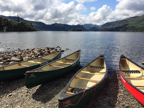 Keswick Canoe and Bushcraft: Perfect day !