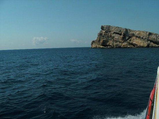 Benidorm Island Trip