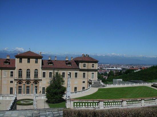 Villa della Regina : la villa in tutta la sua bellezza
