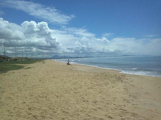 Unamar Beach: Praia Unamar