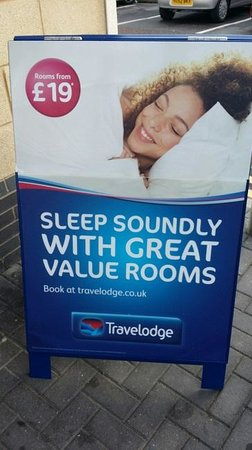 Travelodge Cheshire Oaks: Rooms from £19 that actually cost £99....