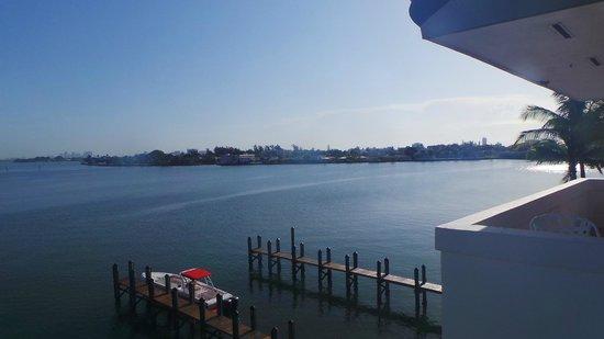 BEST WESTERN On The Bay Inn & Marina : baie
