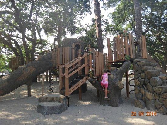 Harbour Town Lighthouse: parque infantil