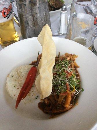 Athlone Springs Hotel : Stir Fry was fab