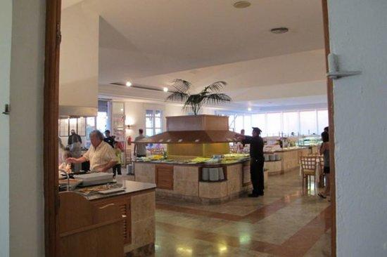 Prinsotel La Caleta : Restaurant hotel