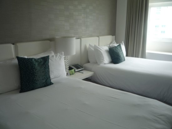 YVE Hotel Miami: Chambre