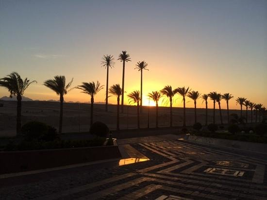 Premier Le Reve Hotel & Spa (Adults Only) : Beautiful Sunset