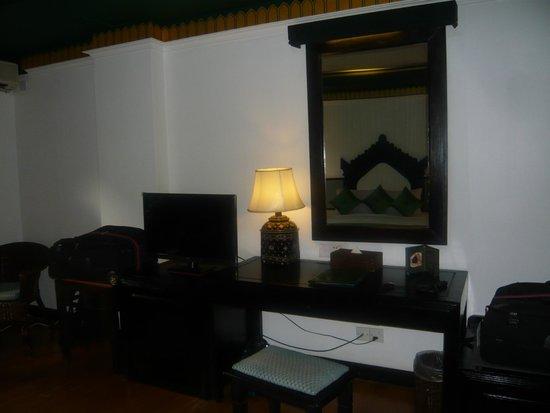 Amazing Bagan Resort: le bureau