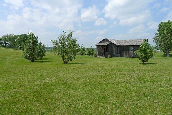 Ingalls Homestead - Laura's Living Prairie: Ma's Little House.