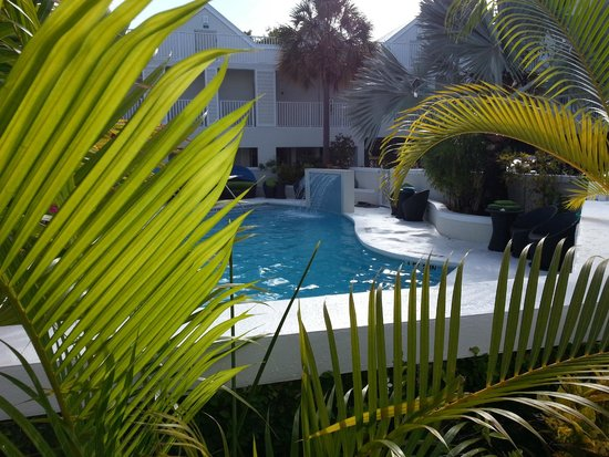 Silver Palms Inn: petite mais charmante