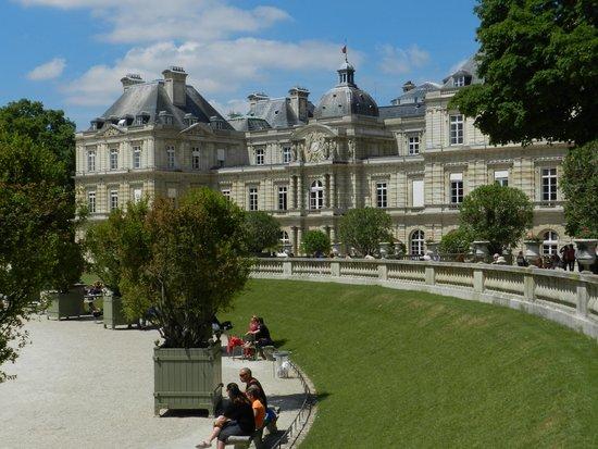 Jardin du Luxembourg : A elegancia de um Palácio