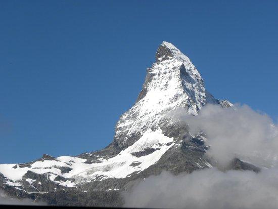 Gornergrat Bahn: Matterhorn