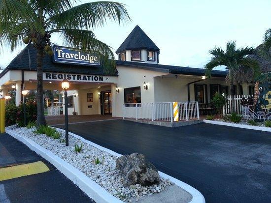 Travelodge Florida City/Homestead/Everglades: réception