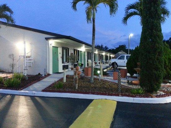 Travelodge Florida City/Homestead/Everglades: bungalows