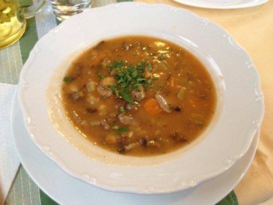 Hindin Han : Zuppa di verdure
