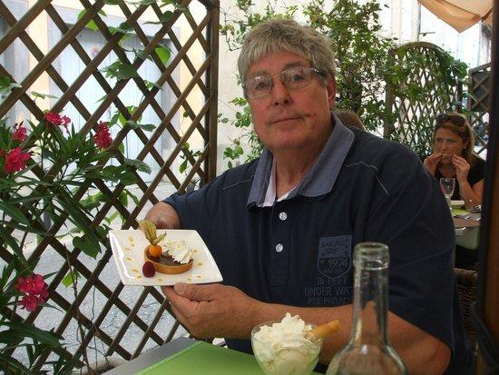 Le Trivalou: il dessert
