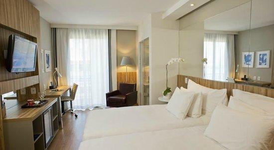 Pestana Rio Atlantica Hotel: Apartamento Luxo Premium Vista Cidade - Pestana Rio Atlantica