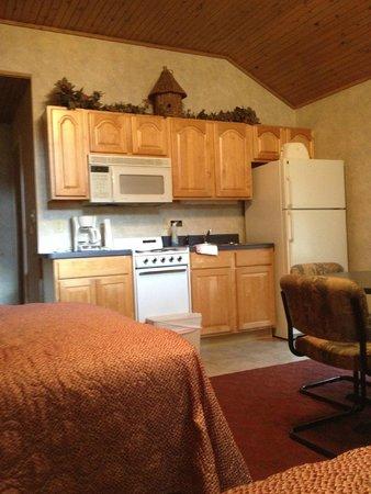 Carr's Northside Cottages & Motel: Cottage Room