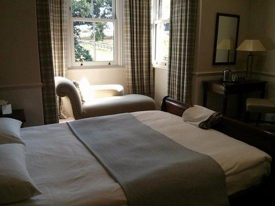 Burythorpe House : Easby room