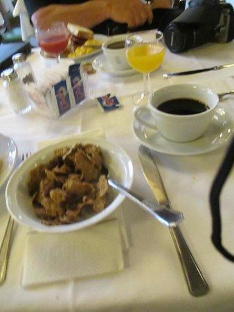 Bettoja Atlantico Hotel: breakfast