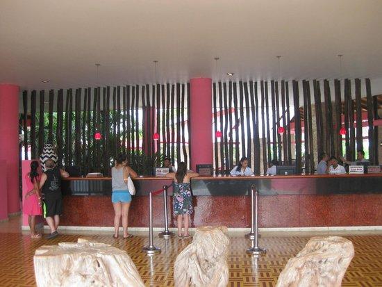 Decameron Baru: Restaurante