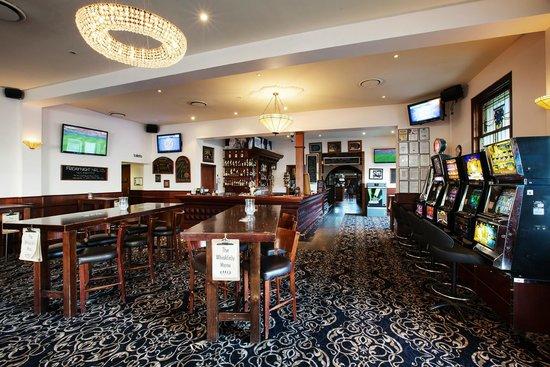 Morrison Hotel: The Naked Whisky Bar