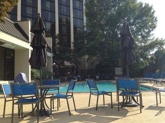 Wyndham Atlanta Galleria : Piscina