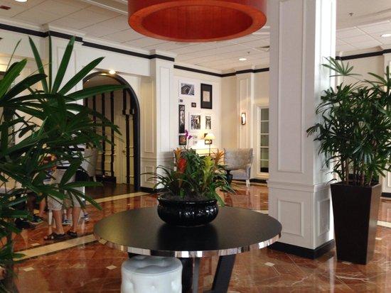 Wyndham Atlanta Galleria : La hall
