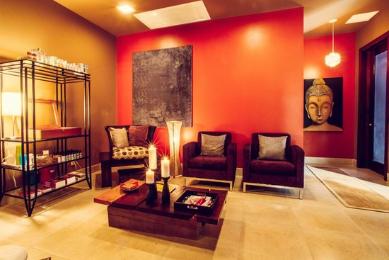 The Phoenix Resort: Inside Sol Spa, our on-site full service spa