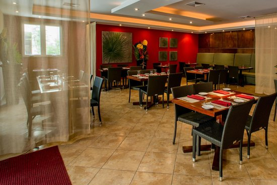 The Phoenix Resort: Inside Red Ginger, our on-site restaurant