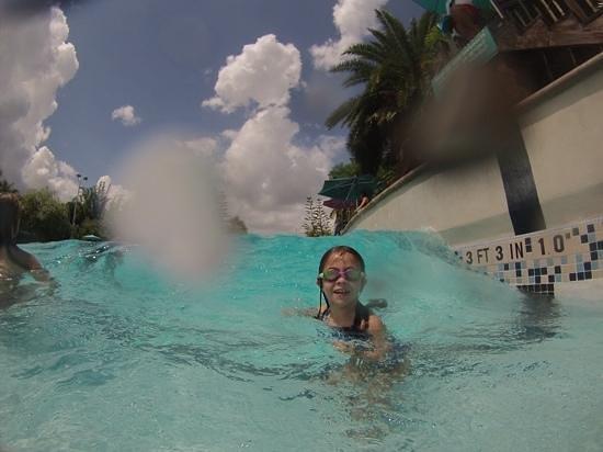 Aquatica Orlando: Beach & waves