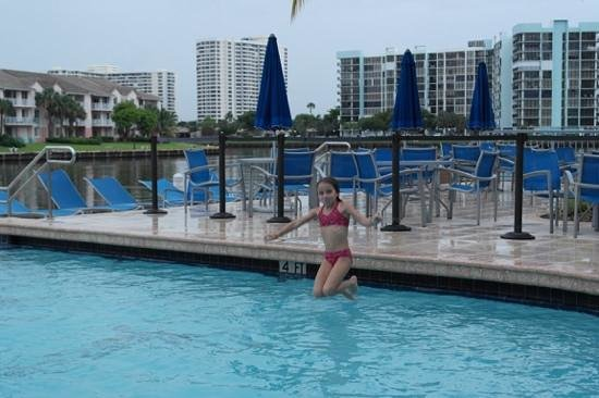 DoubleTree Resort by Hilton Hollywood Beach: Pool