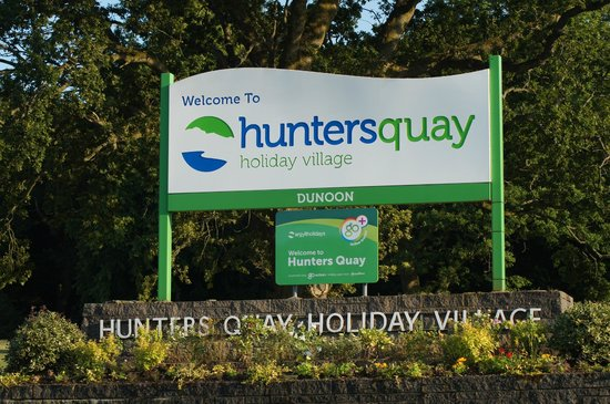 Hunters Quay Holiday Village: Holiday Park