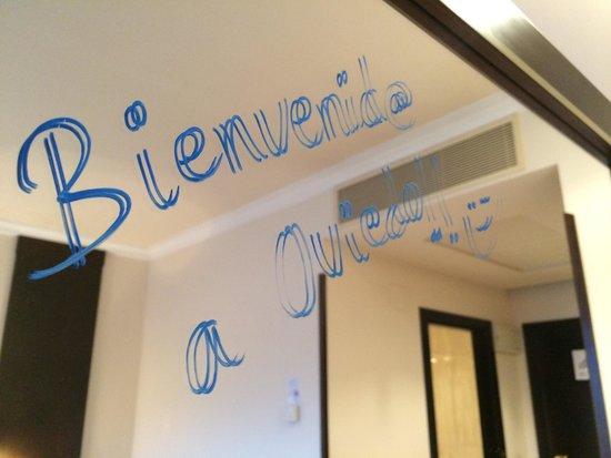 Exe Oviedo Centro: Bienvenida tryp ;)