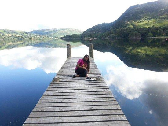 Inn on the Lake: Beautifull ullswater lake!