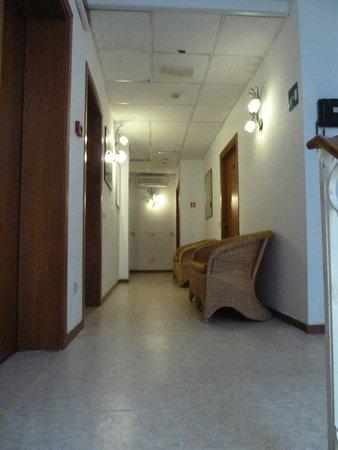 Hotel Villa Orio : Inside the hotel
