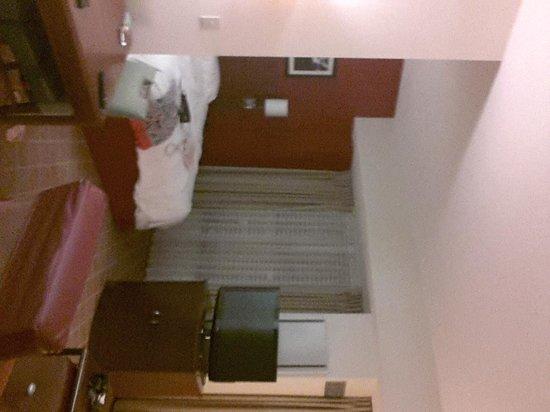 Residence Inn Washington, DC/Capitol : really comfy bed!