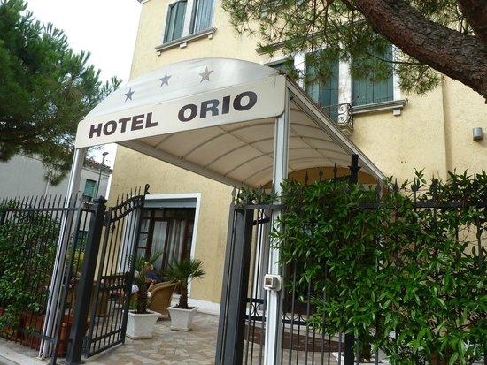 Hotel Villa Orio : Front of the hotel