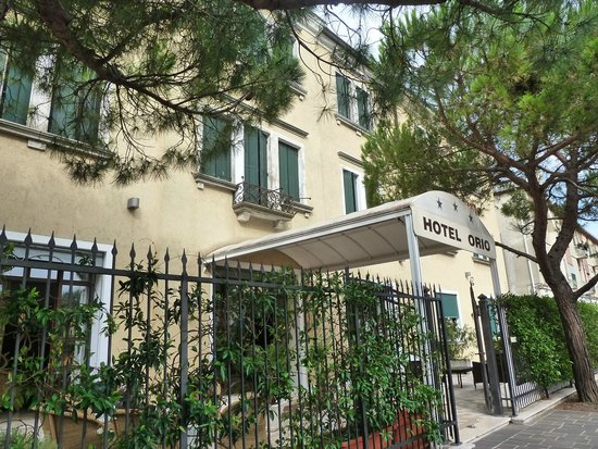 Hotel Villa Orio : hotel