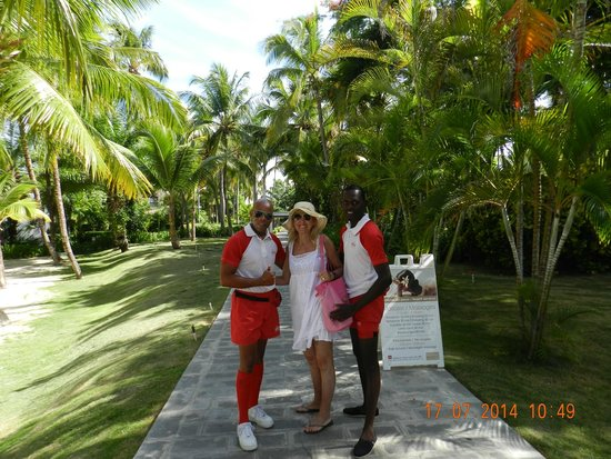 Hotel Riu Naiboa: DE PASEO