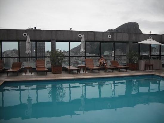 Pestana Rio Atlântica Hotel: la piscina perfecta