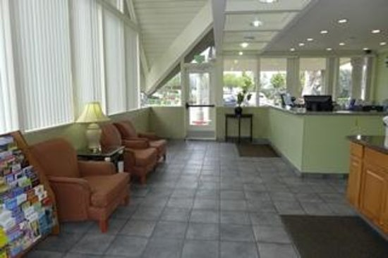Good Nite Inn - Redwood City: Lobby